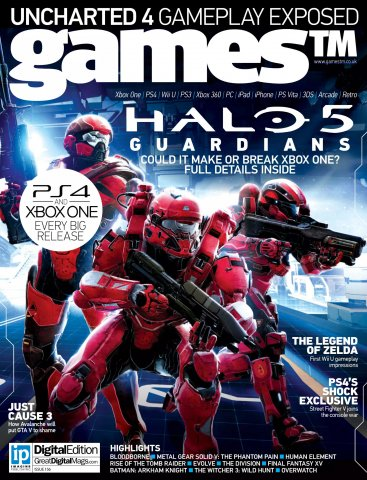 Games TM Issue 156 (Christmas 2014)
