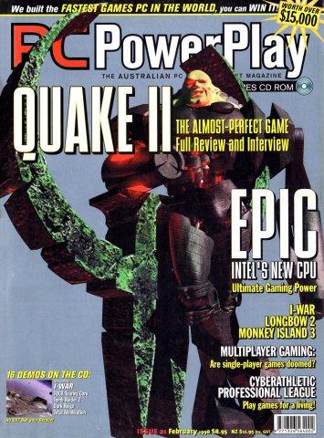 PC PowerPlay 021 (February 1998)