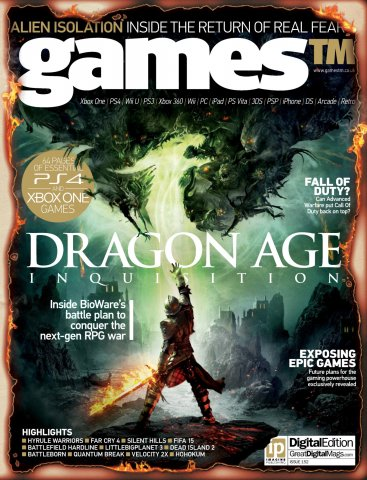Games TM Issue 152 (September 2014)