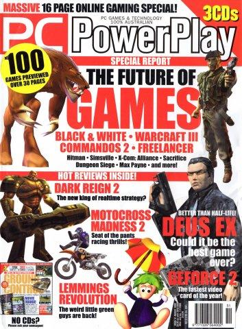 PC PowerPlay 051 (August 2000)