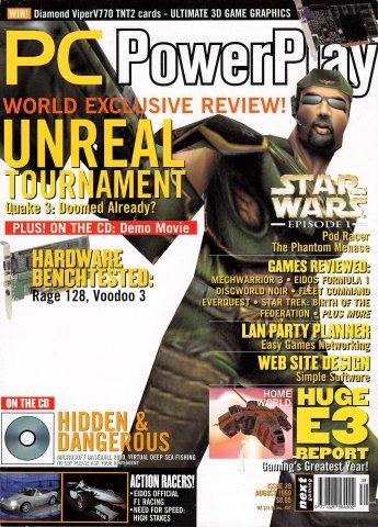 PC PowerPlay 039 (August 1999)
