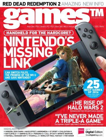 Games TM Issue 181 (December 2016)