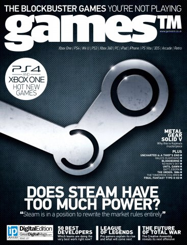 Games TM Issue 157 (January 2015)