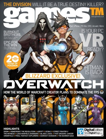 Games TM Issue 171 (February 2016)