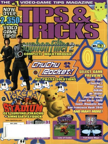 Tips & Tricks Issue 063 (May 2000)