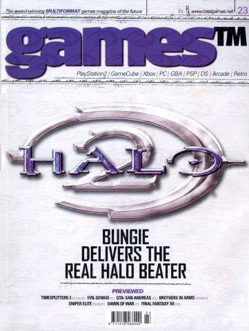 Games TM Issue 023 (September 2004)