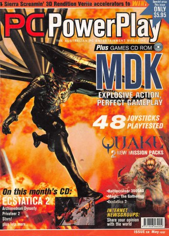 PC PowerPlay 012 (May 1997)