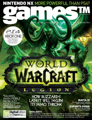 Games TM Issue 174 (May 2016)