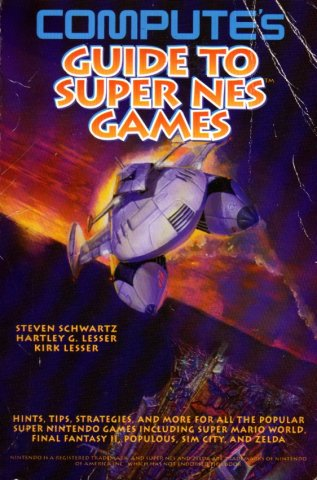 Compute's Guide to Super NES Games