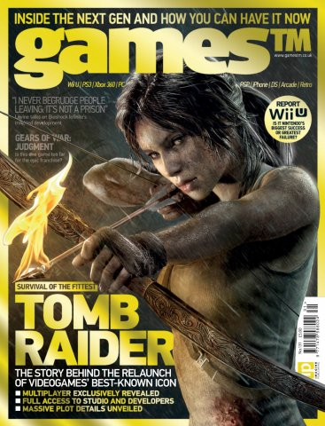 Games TM Issue 131 (January 2013)
