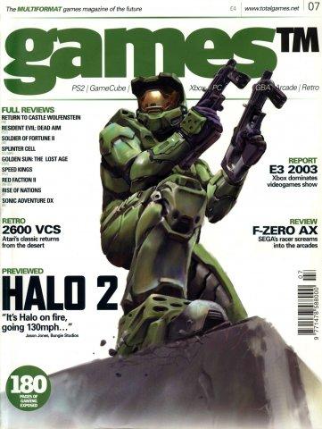 Games TM Issue 007 (June 2003)