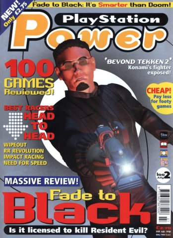 PlayStation Power Issue 02 (July 1996)
