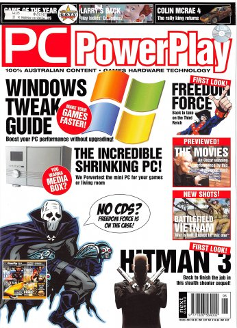 PC PowerPlay 098 (April 2004)