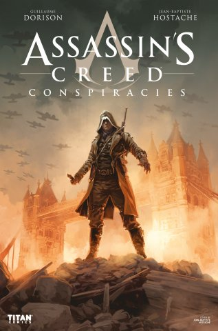 Assassin's Creed - Conspiracies 01 (September 2018)