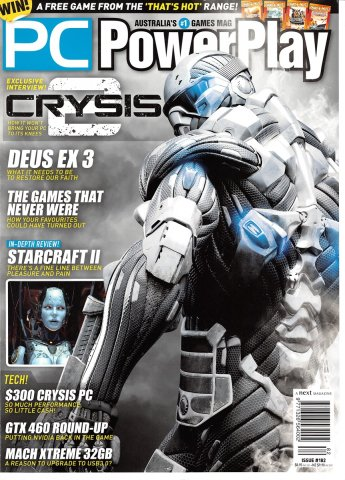 PC PowerPlay 182 (October 2010)