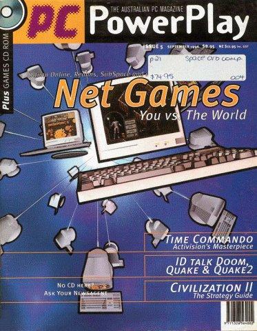 PC PowerPlay 005 (September 1996)