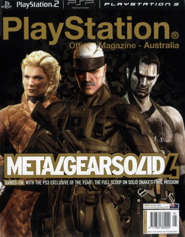 PlayStation Official Magazine Issue 016 (May 2008)