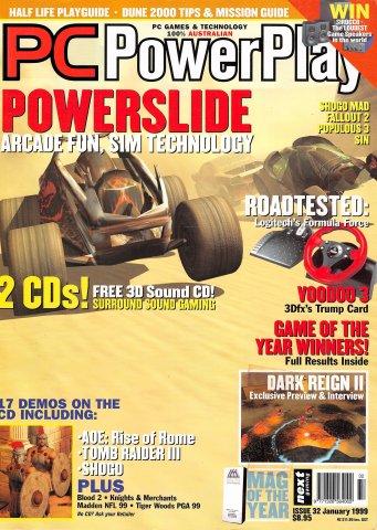 PC PowerPlay 032 (January 1999)
