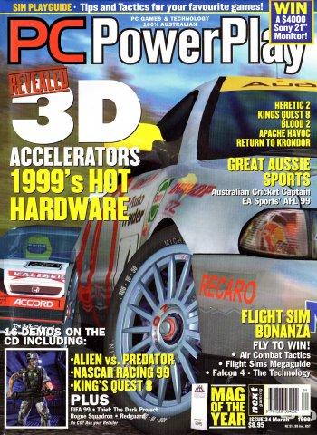 PC PowerPlay 034 (March 1999)