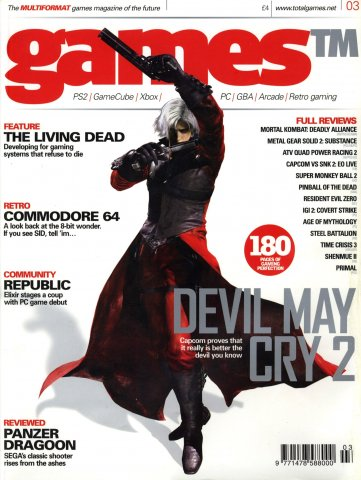 Games TM Issue 003 (February 2003)