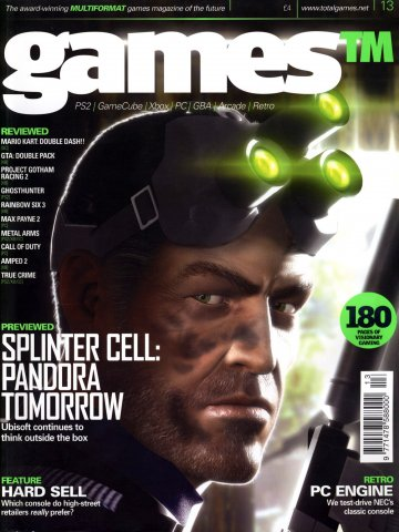 Games TM Issue 013 (December 2003)