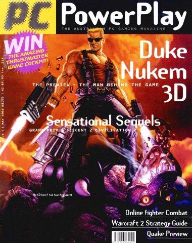 PC Powerplay 001 (May 1996)