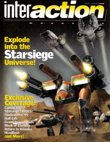 InterAction Issue 36 (Volume 11 Number 3) (Fall 1998)