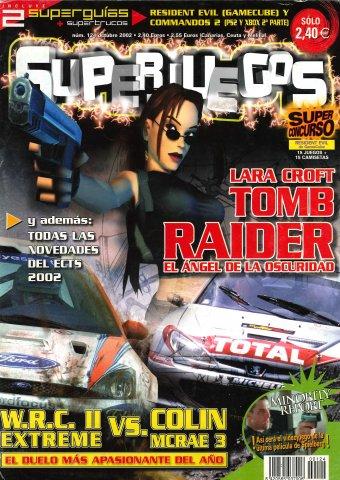 SuperJuegos 124 (October 2002)