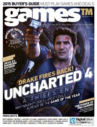 Games TM Issue 168 (December 2015)