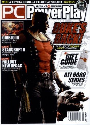 PC PowerPlay 185 (Christmas 2010)