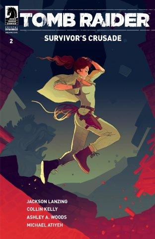 Tomb Raider - Survivor's Crusade 002 (December 2017)