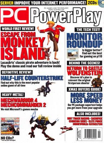 PC PowerPlay 055 (December 2000)
