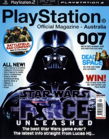 PlayStation Official Magazine Issue 020 (September 2008)