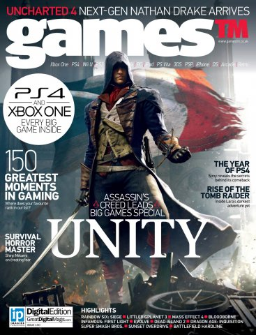Games TM Issue 150 (July 2014)