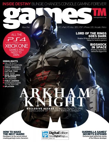 Games TM Issue 151 (August 2014)