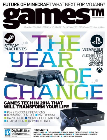 Games TM Issue 148 (May 2014)