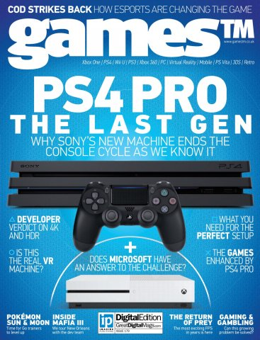 Games TM Issue 179 (October 2016)