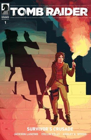 Tomb Raider - Survivor's Crusade 001 (November 2017)