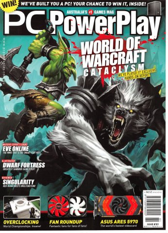PC PowerPlay 181 (September 2010)