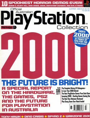 Official Australian PlayStation Magazine