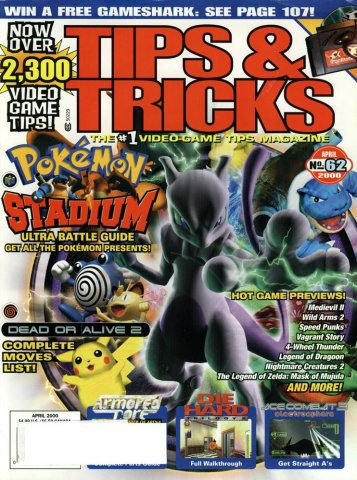 Tips & Tricks Issue 062 (April 2000)