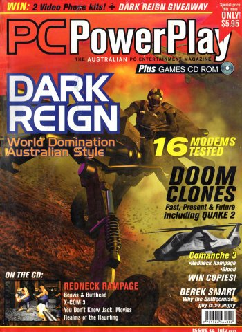 PC PowerPlay 014 (July 1997)