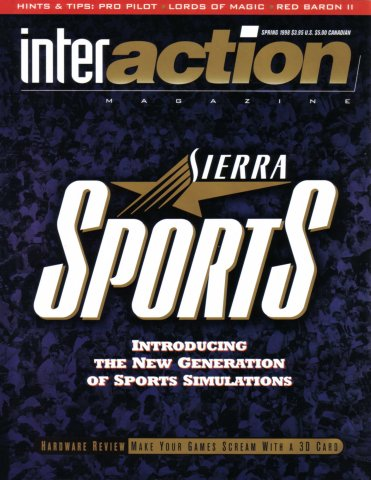 InterAction Issue 34 (Volume 11 Number 1) (Spring 1998)
