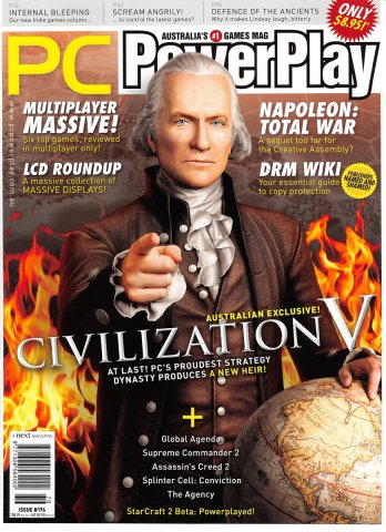 PC PowerPlay 176 (April 2010)