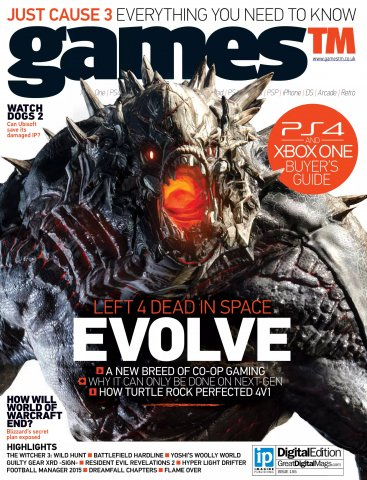 Games TM Issue 155 (December 2014)
