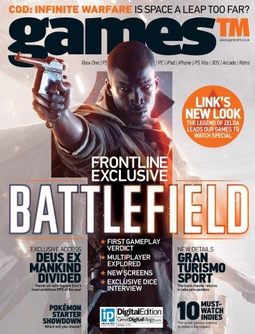 Games TM Issue 175 (June 2016)