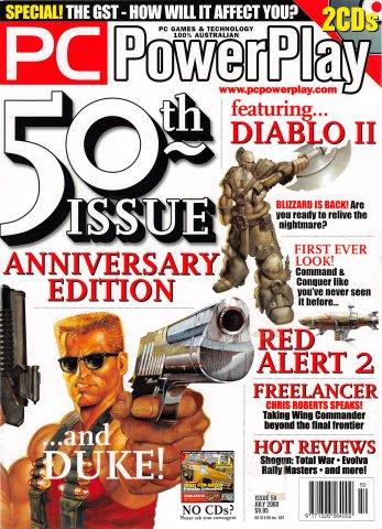 PC PowerPlay 050 (July 2000)