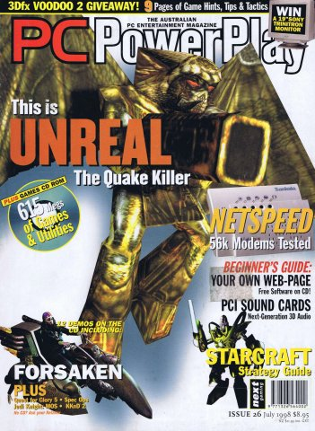 PC PowerPlay 026 (July 1998)