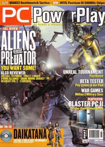 PC PowerPlay 037 (June 1999)