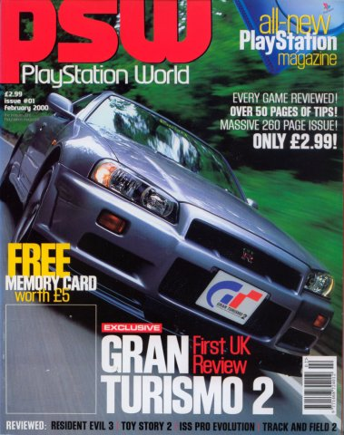 PSW Issue 01 (February 2000)